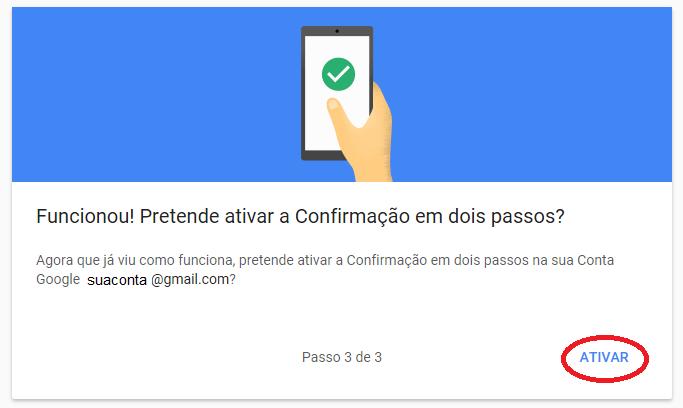Proteção contra invasores para contas do Google e Youtube 5