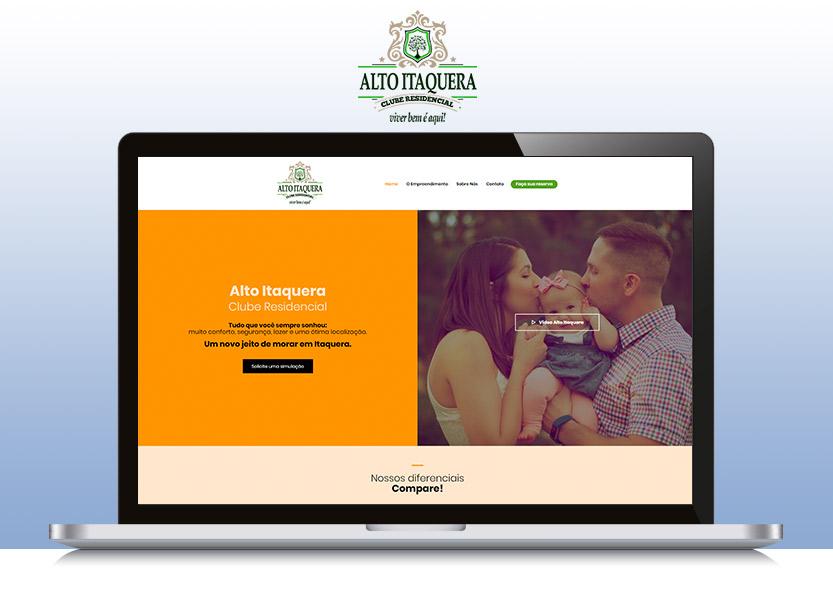 Lançamento do site Alto Itaquera 1
