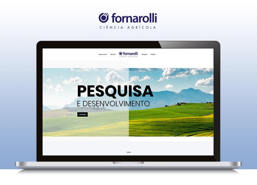 Lançamento do site Fornarolli 3