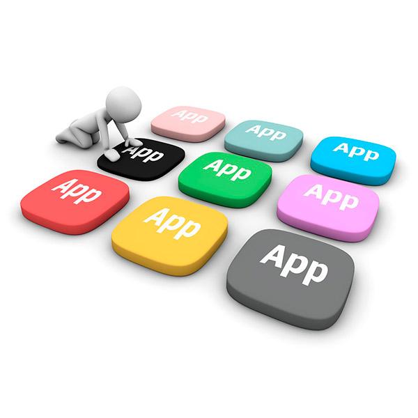 Criação de aplicativos para celular