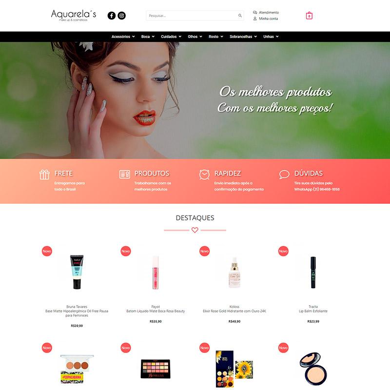 Criação de site e loja virtual 16
