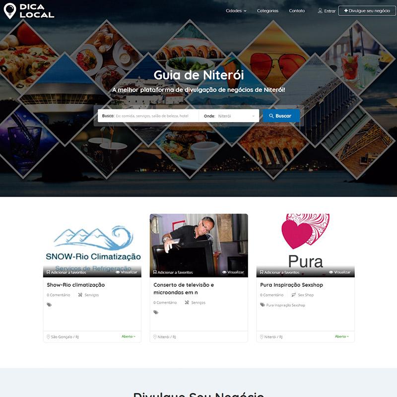Criação de site e loja virtual 7