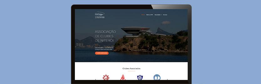 Lançamento do Site ACN - Associação de Clubes de Niterói 8