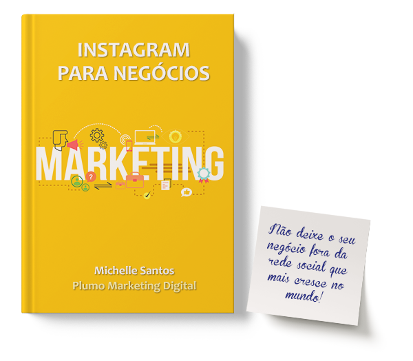 E-book Instagram Para Negócios - Plumo Marketing Digital