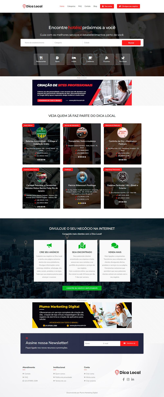 Criação de sites 2